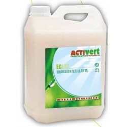 EMULSION ECLAT ULTRA BRILLANTE ACTIVERT EN 4X5L