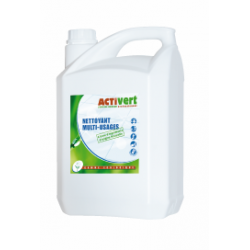 NETTOYANT MULTI-USAGES ECOLABEL GRAISI ACTIVERT 4X5L