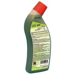 DETARTRANT WC GEL BEC CANARD NOVO 12X750ML