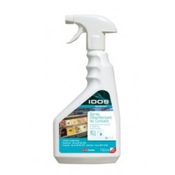 DESINFECTANT BACTERICIDE IDOS CLEAR 6X750ML
