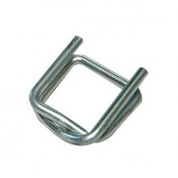 BOUCLES METAL 16MM R.163SG16M X1000