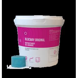 BLOC URINOIR BIOTECH BLOCWAY X12 BLOCS