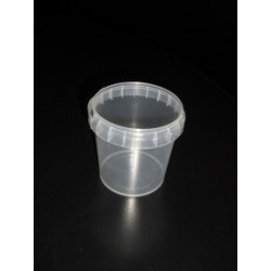 POT POLYPRO CRISTAL 155ML D69 CONIQUE X1440