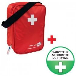 TROUSSE DE SECOURS SAUVETEUR SECOURISTE DU TRAVAIL R.8590
