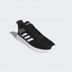 BASKET HOMME ADIDAS ASWEERUN NOIRE/BLANCHE T.47
