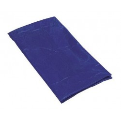 SAC TOILE PLASTIFIEE 73X97CM 120L BLEU R.0703650/B X1