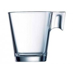TASSE A THE VERRE TREMPE 22CL AROMA R.0552655 X48
